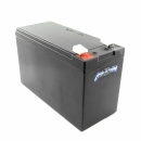 MTXtec Ersatzakku für USV APC RBC17 (1 Einzelakkus)