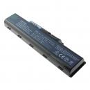 ACER Extensa 4620, kompatibler Akku, LiIon, 10.8/11.1V, 4600mAh, schwarz