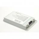 APPLE PowerBook G4 12'' M9007, kompatibler Akku, LiIon, 11.1V, 4400mAh, silber