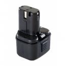 Hitachi UB 12D, Handscheinwerfer-Akku, NiMH, 9.6V, 3000mAh