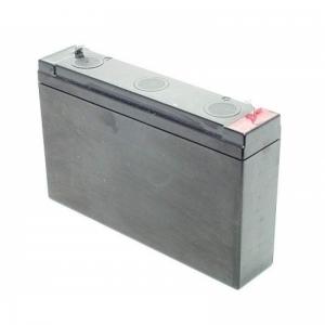 MTXtec USV/UPS-Akku, 6V, 7200mAh (1 Akku von 2) für APC Powerstack 450VA 1U PS450I