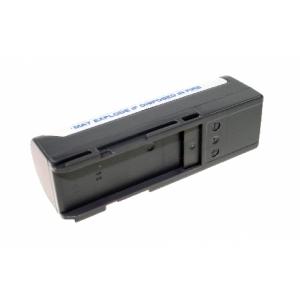 Akku für Hewlett Packard Jornada 428, LiIon, 3.6V, 2200mAh, kompatibel