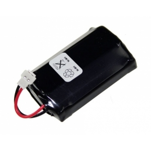 Akku für Panasonic ZE 79, NiMH, 3.6V, 750mAh, kompatibel