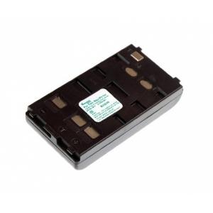 Akku für Fujix DVT 70, NiMH, 6V, 2100mAh, kompatibel