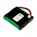 Akku für Medion MD 82877, NiMH, 2.4V, 500mAh, kompatibel