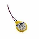 MTXtec BIOS-/CMOS-Batterie (rtc) Typ CR2032-TPX, 3V, 200mAh