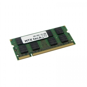 512MB Notebook RAM-Speicher SODIMM DDR1 PC2100, 266MHz 200 pin