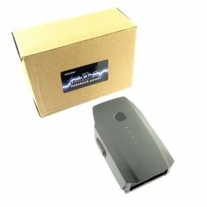 MTXtec Akku für DJI Mavic Pro Drohne, 11.4V, 3830mAh, LiPoly, grau